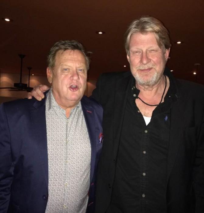 Med Rolf Lassgård- OSCARS 2017