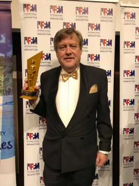 Winner est Actor Short International Film Festival Manhattan